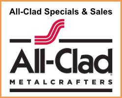 All-Clad Sales and Specials
