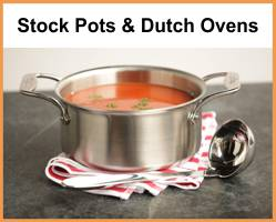 All-Clad Stock Pots & Dutch Ovens