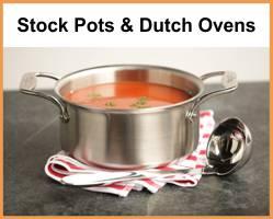 All-Clad Stock Pots & Dutch Ovens