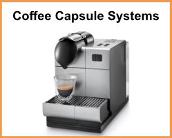 Coffee Capsule/Pod Systems