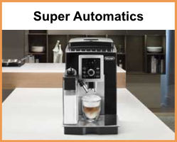 Super Automatic Coffee Machines