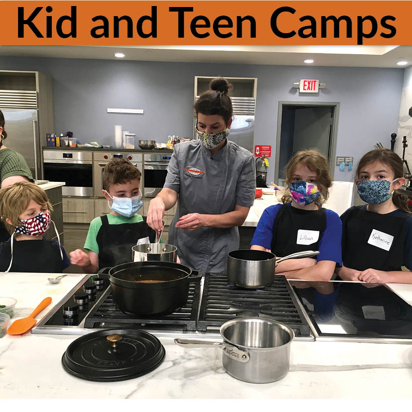Kid and Teen Camps