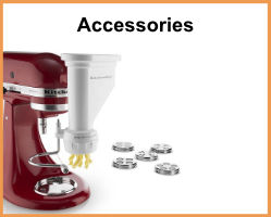 Accessories for Blenders, Mixers and more