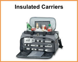 Insulated Food & Beverage Carriers