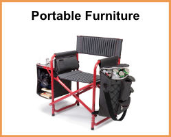 Portable Furniture, Tables & Chairs