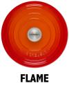 Le Creuset Flame