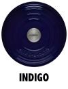 Le Creuset Indigo