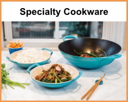 Le Creuset Specialty Cookware