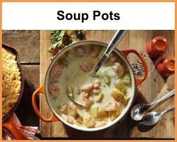 Le Creuset Soup Pots