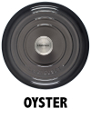 Le Creuset Oyster
