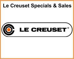 Le Creuset Sale Items