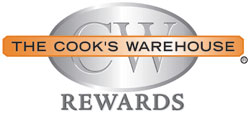 Cooks Warehouse Rewards Program