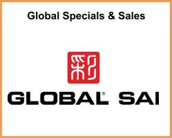 Global Sales and Specials