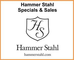 Hammer Stahl Sales and Specials