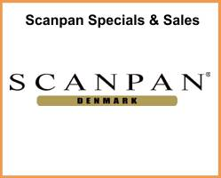 Scanpan Specials and Sales