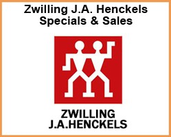 Zwilling J.A. Henckels Specials and Sales