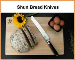Shun Bread Knives