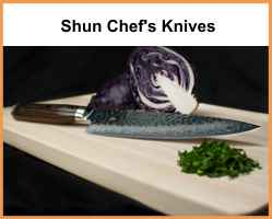 Shun Chef's Knives