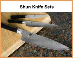 Shun Knife Sets