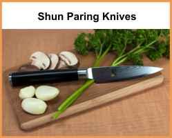 Shun Paring Knives