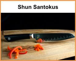 Shun Santoku Knives