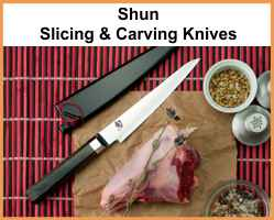 Shun Slicing and Carving Knives