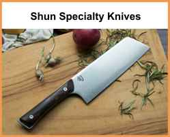 Shun Specialty Knives