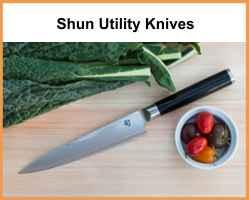 Shun Utility Knives