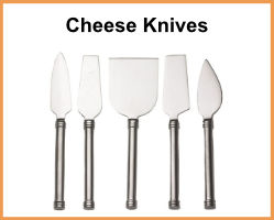 Cheese Serving Knives
