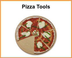 Pizza Making Tools