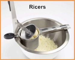 Ricers & Mashers