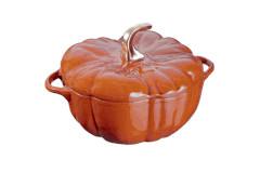 Staub Cast Iron Pumpkin Cocottes