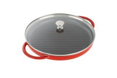 Staub Cast Iron Round Steam Grills