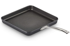 "Le Creuset Toughened Nonstick PRO 11"" Square Grill Pan"