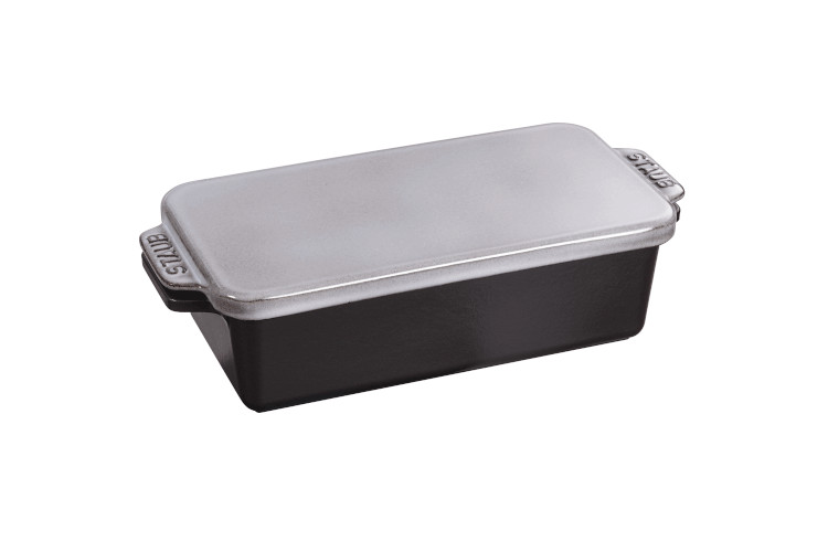 Staub Cast Iron Covered Loaf Pans