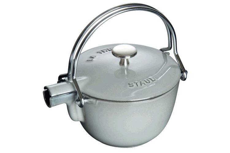 Staub Cast Iron Round Teapots