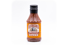 The Sauce Company Georgia's Vinegar Hot Barbeque Sauce