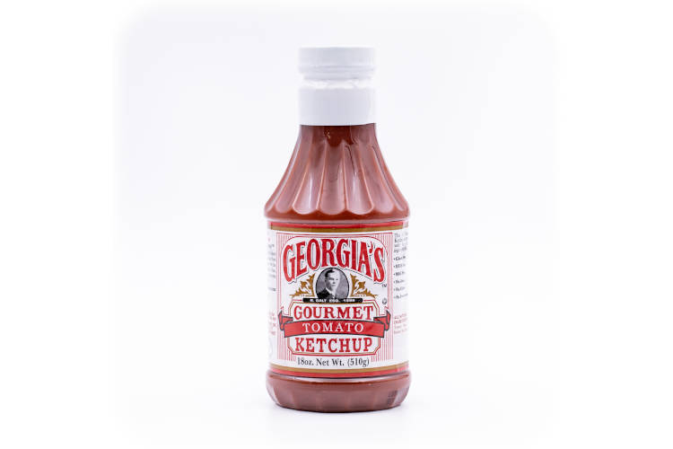 The Sauce Company Georgia's Gourmet Tomato Ketchup