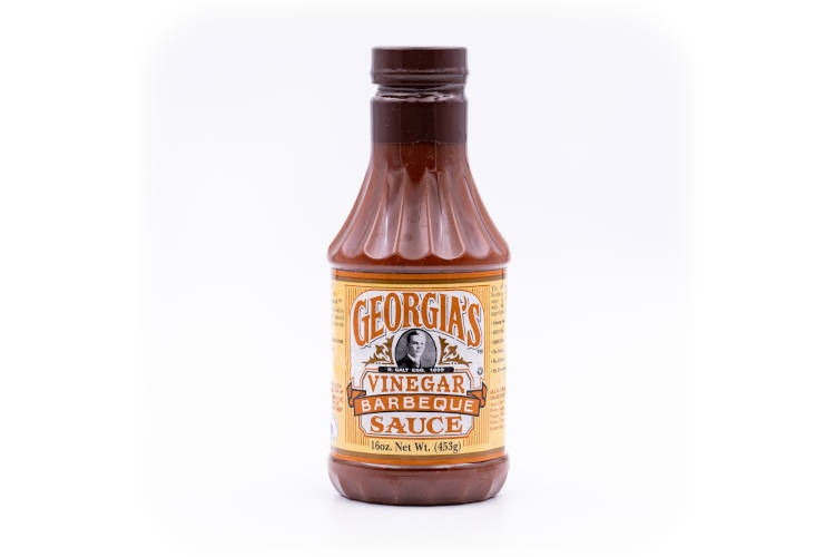 The Sauce Company Georgia's Vinegar Barbeque Sauce