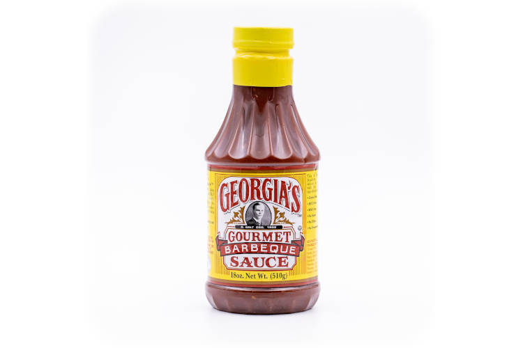 The Sauce Company Georgia's Gourmet Barbeque Sauce