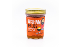 Wishams Jellies Peachy Peach Pepper Jelly