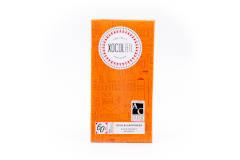 Xocolatl Love & Happiness Flavor-Infused Chocolate Bar