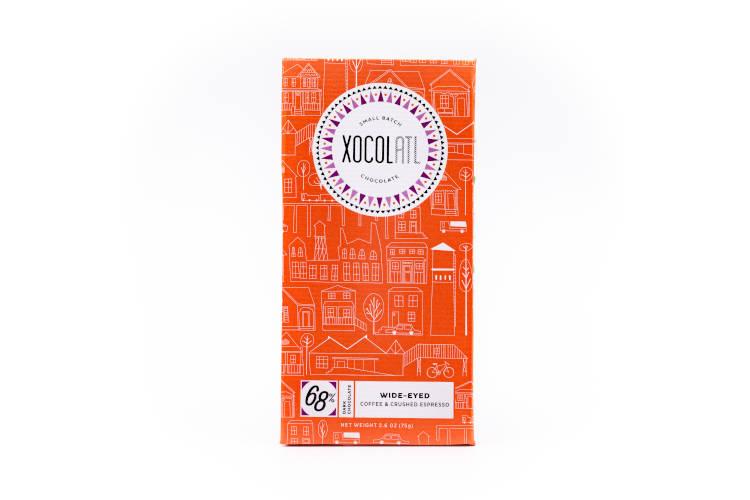 Xocolatl Wide Eyed Flavor-Infused Chocolate Bar
