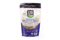 Pure Bliss Organic No Sugar Buzz Granola