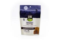 Pure Bliss Organic Peanut Butter Hemp Energy Bites