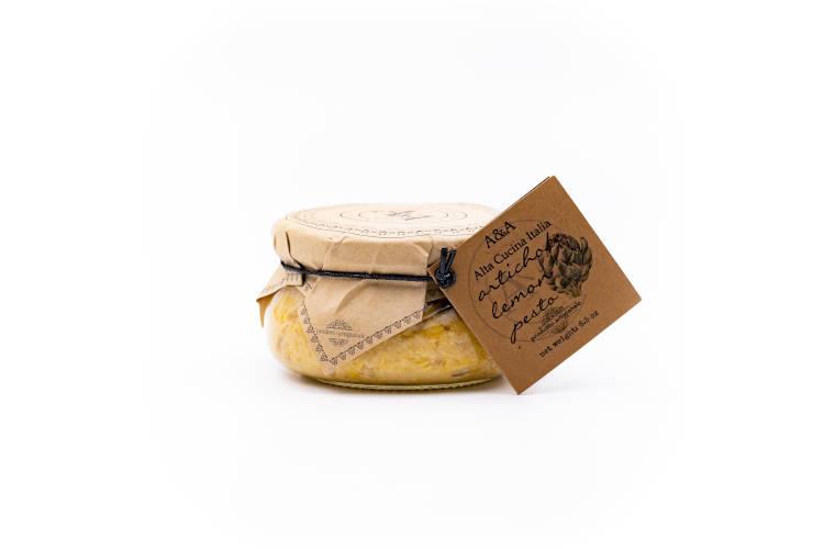 Alta Cucina Italia Artichoke Lemon Pesto