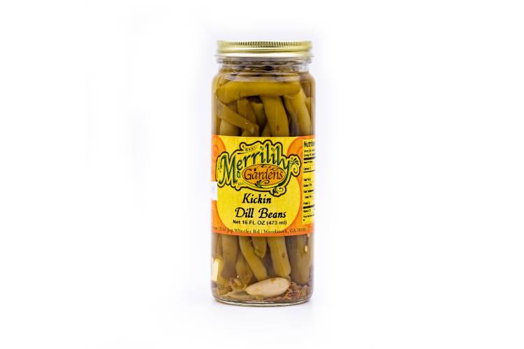 Merrilily's Kickin Dill Beans