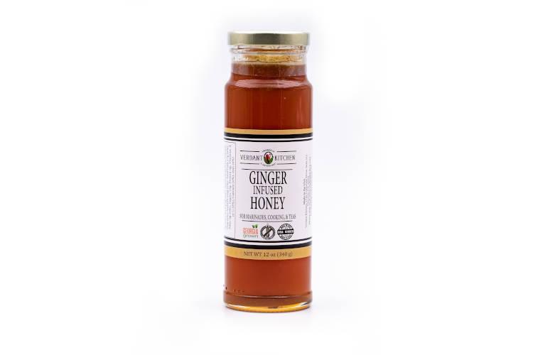 Verdant Kitchen Ginger Infused Honey