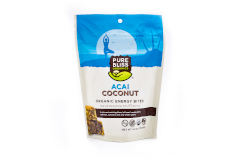 Pure Bliss Organic Acai Coconut Energy Bites