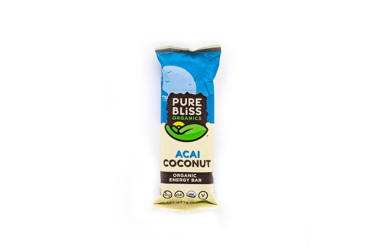 Pure Bliss Organic Acai Coconut Energy Bar